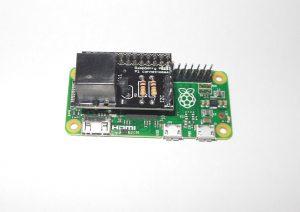 Slimme Meter P1 Connector i.c.m. Raspberry Pi zero